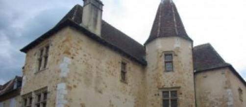 château    de Orthez, fief de Jeanne d'Albret