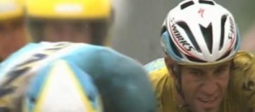 Tour de France, Nibali in maglia gialla