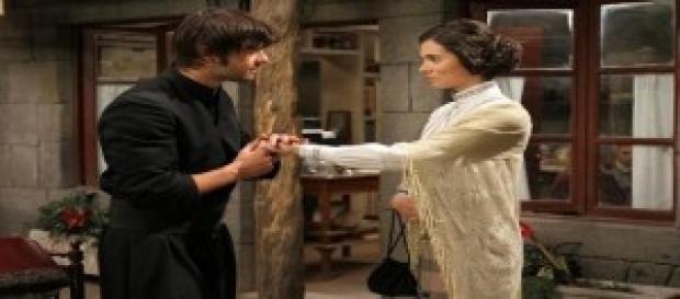 Maria e Martin nella seconda stagione