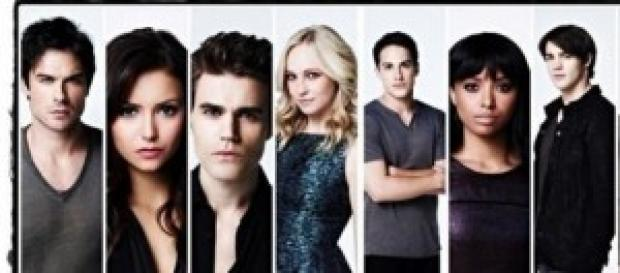 The Vampire diaries 6 stagione,news anticipazioni