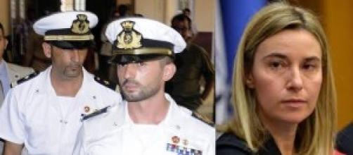I marò, La Torre e Girone e il ministro Mogherini
