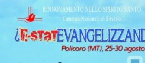 Manifestazione di Evangelizzazione a Policoro