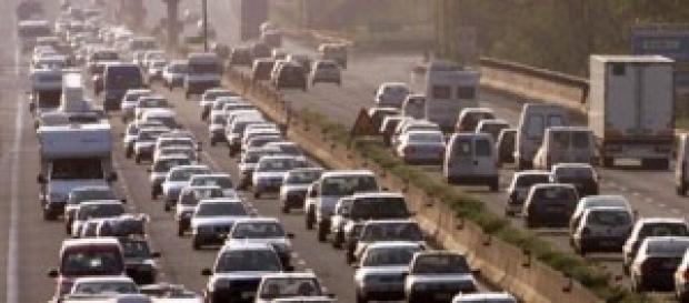 Traffico autostrade Ferragosto 2014