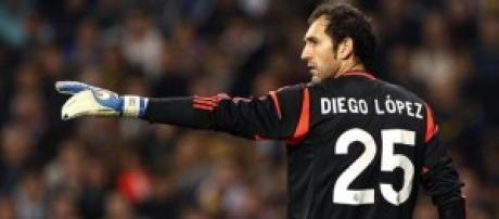 Il portiere Diego Lopez ora ufficialmente al Milan