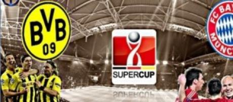 Supercoppa Germania Dortmund-Bayern