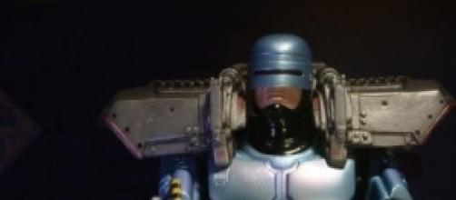NECA Ecco che arriva Robocop con il suo jet-pack