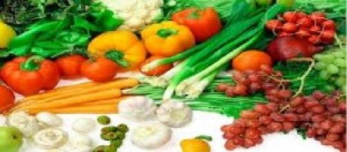 Las verduras muy saludables para nuestro cuerpo.