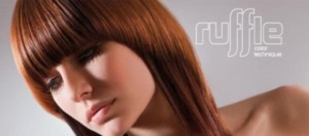 Il Ruffle concede un colore sfumato e luminoso.