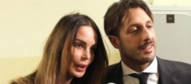 Nina Moric si schiera con Fabrizio Corona.