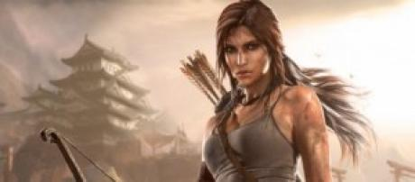 Lara Croft, héroïne de la saga Tomb Raider