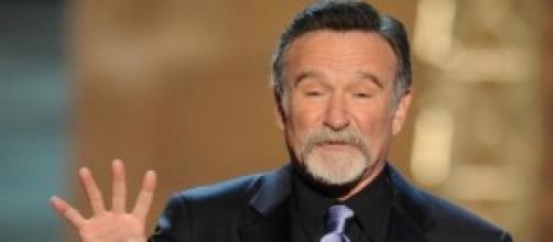 Robin Williams en la gala celebrada el 2013.