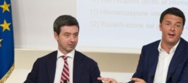 Indulto e amnistia 2014-2015: Renzi e Orlando