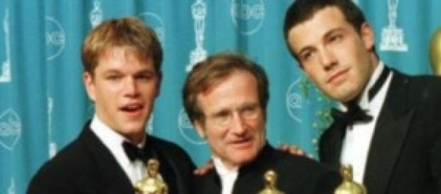 Robin Williams vincitore Oscar