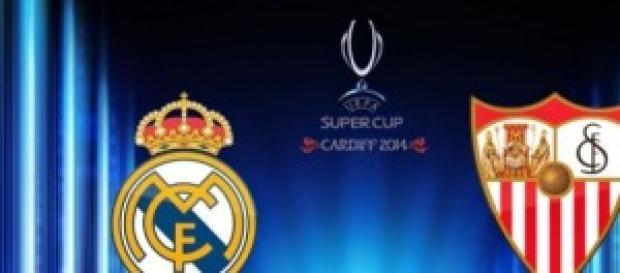 Madrid y Sevilla supercopa de Europa