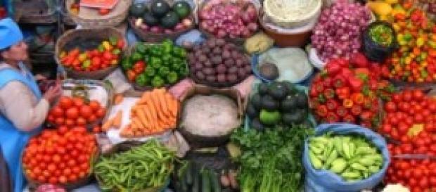 Menos carne, más frutas y vegetales