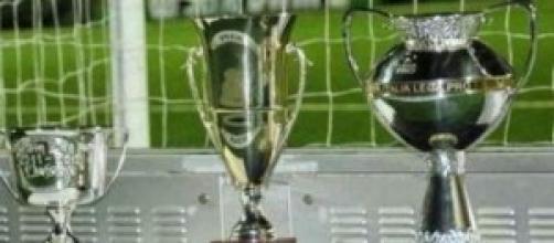 Calcio Coppa Italia Lega Pro 2014-2015: Pistoiese
