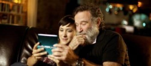 Robin Williams e Zelda