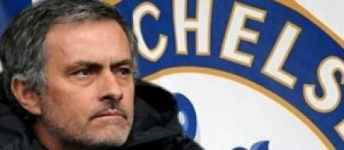 Jose Mourinho allenatore del Chelsea