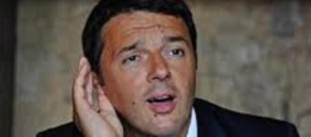 Tour al sud di Matteo Renzi