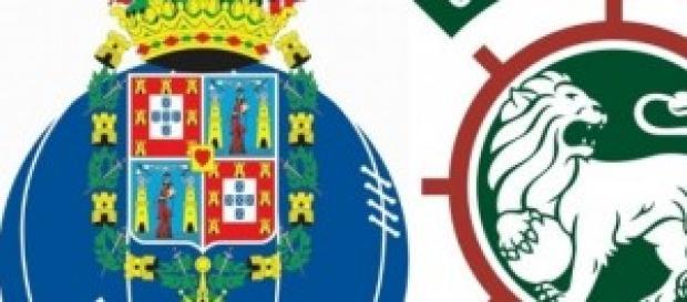FC Porto versus CS Marítimo
