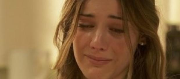 Il dolore di Soledad per la perdita di Juan.