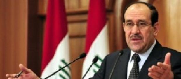 Nouri Al Maliki l'ancien premier ministre irakien
