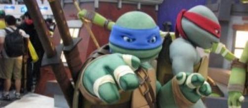 Con los años las Tortugas Ninja cambiaron mucho.