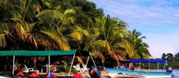 Playa La Estrella, en Isla Colón (Bocas del Toro)