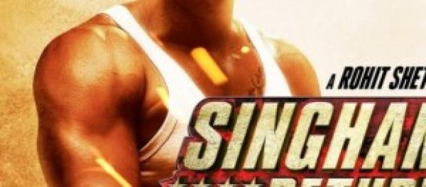 Singham Returns but to disappoint