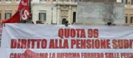 Riforma pensioni Renzi 2014: Quota 96 della scuola