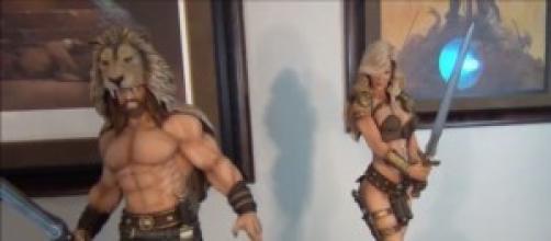 ARH Studios ecco il loro Hercules