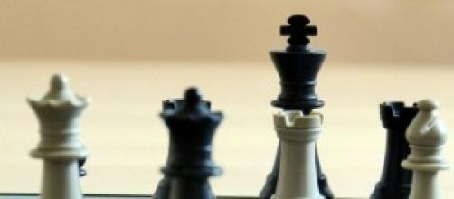 gioco a scacchi per la spending review