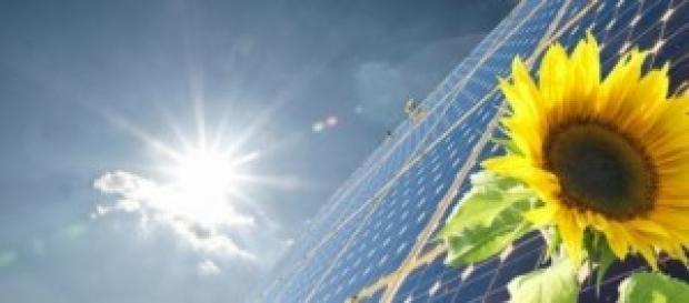 Energia solar, renovável e não poluente