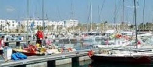Port Yasmine Hammamet (Tunisie)