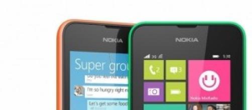 Rendering del Nokia Lumia 530