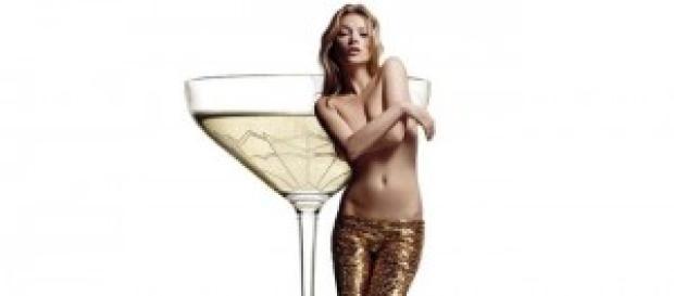 Cea mai sexy cupă de șampanie