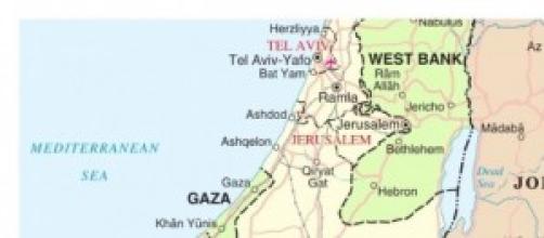 Israel, Gaza e Cisjordânia