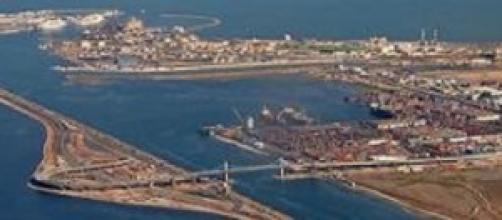 Port en eaux profondes d'Enfidha