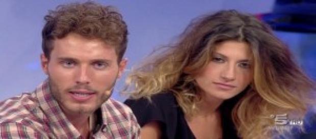 Giorgia e Manfredi, la fine di una storia
