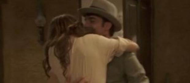 Torna Antonio: riuscirà ad uccidere Mariana?