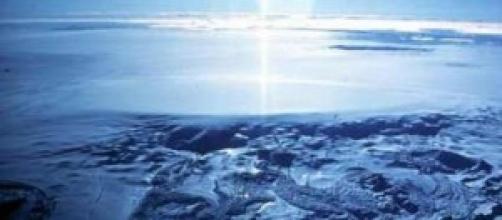 Eruzione sub-glaciale del vulcano Bardarbunga