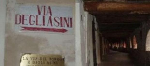 Brisighella (RA), Via degli Asini 01