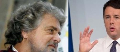 Giustizia, amnistia e indulto: Grillo vs Renzi