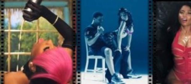'Anaconda': último video musical de Niky Minaj