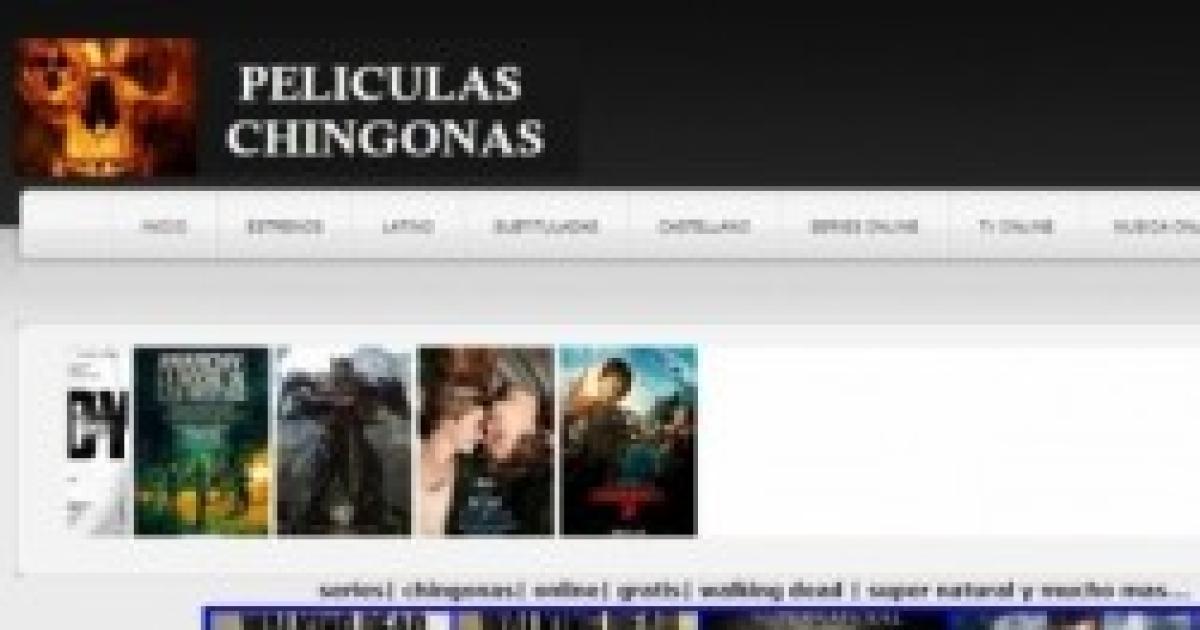 Tres Páginas Web Para Ver Películas Online Gratis