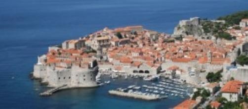 Dubrovnik, Desembarco del Rey en la ficción.