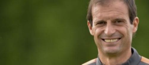 Juventus: Allegri all'esordio in Serie A