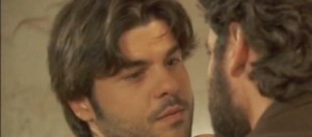 Tristan aggredisce Gonzalo
