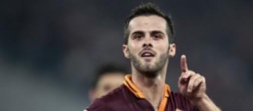 Roma Fiorentina valida per la 1^ di SerieA