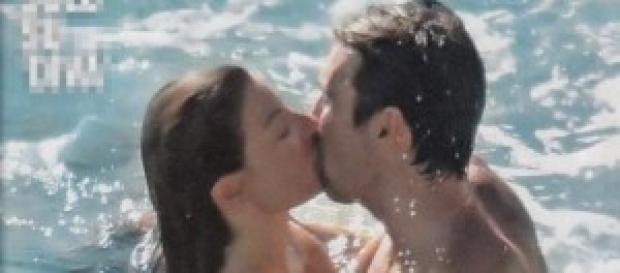 Gigi Buffon e Ilaria D'Amico in attesa di un bebè?